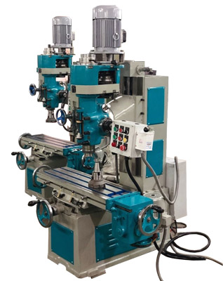 Drilling Cum Milling Machines